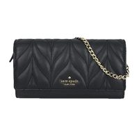 Kate Spade Quilted Leather Milou Clutch