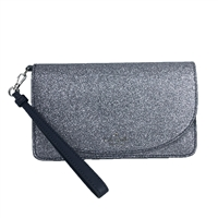 Kate Spade Joeley Glitter Multi Functional Clutch Wristlet