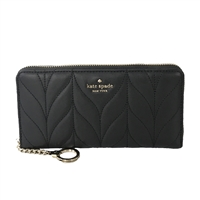 Kate Spade Briar Lane Quilted Leather Neda Zip Around Wallet
