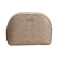 Kate Spade Glitters Joeley Travel Dome Cosmetic Case