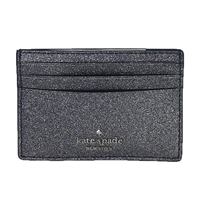 Kate Spade Joeley Glitter Slim Card Case Holder
