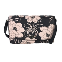 Kate Spade Gardenia Floral Print Addison Clutch Crossbody Bag