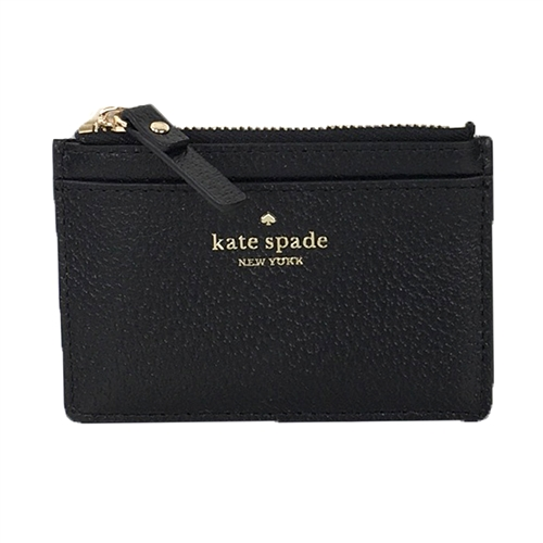 Kate Spade Adi Leather ID Card Case Coin Purse