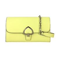 Kate Spade Robyn Leather Convertible Crossbody Clutch Wallet