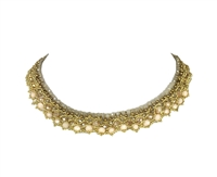 Namakol Beaded Collar Necklace