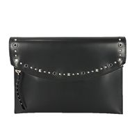 Rebecca Minkoff Bristol Studded Leather Clutch