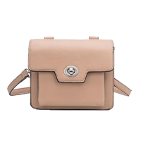 Melie Bianco Lara Vegan Leather 2 in 1 Crossbody Belt Bag