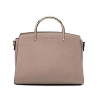 Melie Bianco Eileen Vegan Leather Satchel Shoulder Bag