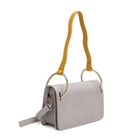 Melie Bianco Beall Vegan Leather Convertible Crossbody