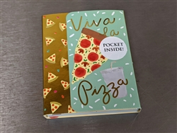 Viva la Pizza Notepad