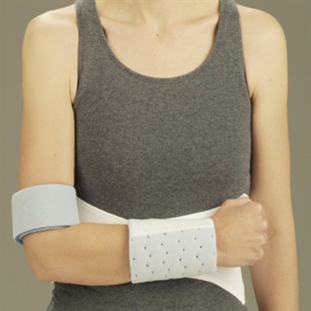 DeRoyal Elastic Shoulder Immobilizer