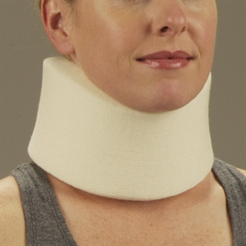 DeRoyal Medium Density Cervical Collar