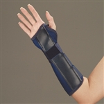 DeRoyal Canvas Wrist and Forearm Splint