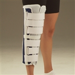 DeRoyal Deluxe Tri Panel Knee Immobilizer