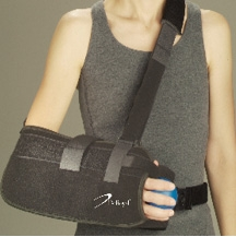 DeRoyal Shoulder P A D II Shoulder Bracing