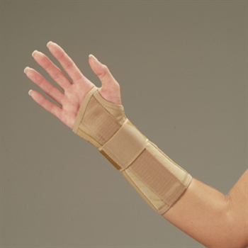 DeRoyal Functional Wrist and Wrist Forearm Splint