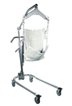 Drive Medical Hydraulic Deluxe Chrome Plated Patient Lift