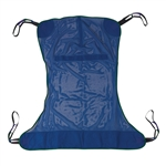 Drive Medical Full Body Mesh Patient Lift Sling 13223L