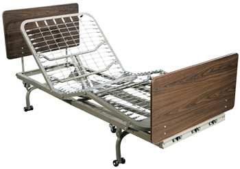 Drive Medical Full Electric Long Term Care LTC Low Bed
