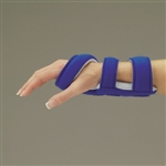 DeRoyal LMB Air Soft Volar Wrist Support