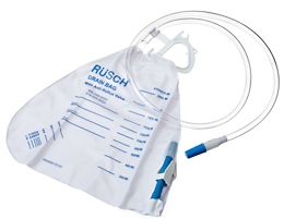 Rusch Economy Bedside Drainage Bag 390060
