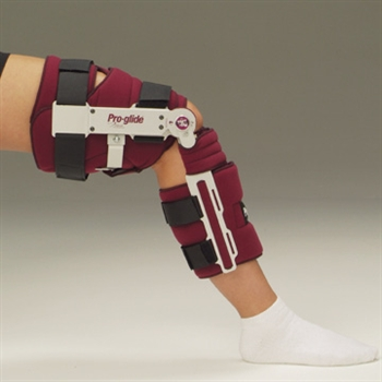 DeRoyal Pro Glide Dynamic Knee Splint
