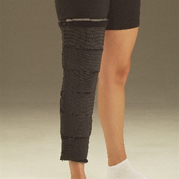 DeRoyal Knee Immobilizer with Elastic Straps