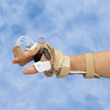 DeRoyal LMB Dynamic Wrist Extension with MP Flexion Thumb Abduction and IP Extension Assist