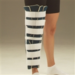 DeRoyal Foam Tri Panel Knee Immobilizer