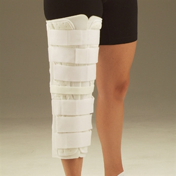 DeRoyal Superlite Tri Panel Knee Immobilizer