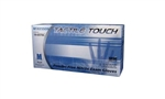 McKesson Tactile Touch Chemo Rated Blue Nitrile Gloves Non Sterile Powder Free