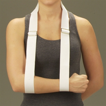 DeRoyal Strap Arm Sling