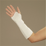 DeRoyal Leatherette Wrist and Forearm Splint