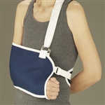 DeRoyal Shoulder Immobilizer with Canvas Swathe