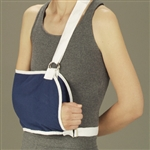 DeRoyal Canvas Shoulder Immobilizer with Waist Strap