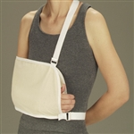 DeRoyal Muslin Shoulder Immobilizer with Waist Strap