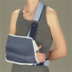 DeRoyal Shoulder Immobilizer with Foam Straps