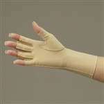 "DeRoyal Edema Gloves 3/4"" Inch Finger Over Wrist"