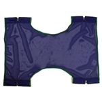 Invacare Standard Poly Mesh Patient Lift Sling