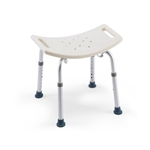 Invacare CareGuard Tool-Less Shower Chair Without Back