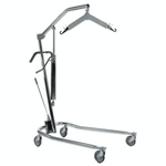 Invacare Chrome Hydraulic Lift 9805