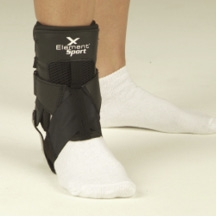 DeRoyal Element Sport Ankle Brace Powered by Boa