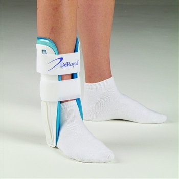 DeRoyal Air Ankle Stirrup Brace