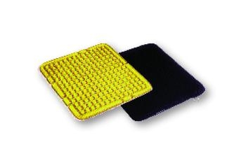 Action Wheelchair Cushions Action Shear Smart Gel Cube Wheelchair Cushion Pad