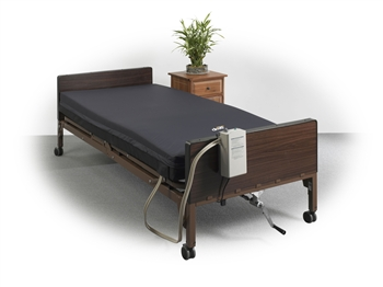 Drive Medical Balanced Aire Powered Self Adjusting Convertible Mattress