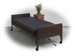 Drive Medical Balanced Aire Non-Powered Self Adjusting Convertible Mattress 48""