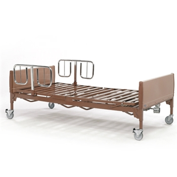 Invacare Reduced Gap Heavy-Duty Half-Length Bed Rail