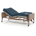 Invacare Full Electric Bed Package w/ Solace Prevention Foam Mattress