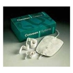 Coloplast Leg Drainage Bags Security+ Extra Large Leg Bag/Bedside Drainage Bag