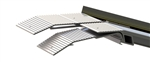 EZ-ACCESS Top Lip Extension TLE for SUITCASE & TRIFOLD Advantage Series Ramps